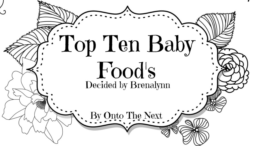 Baby Food Top10