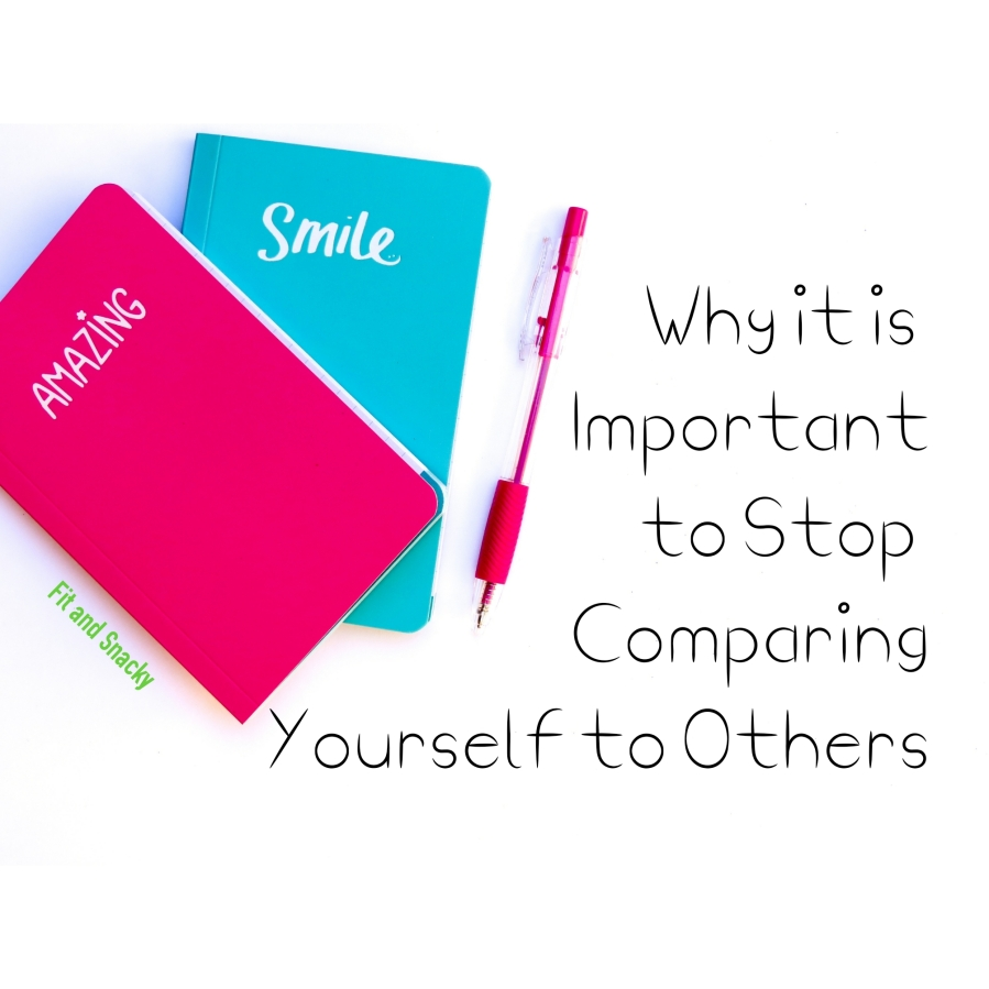 Why it is Important to Stop Comparing Yourself to Others